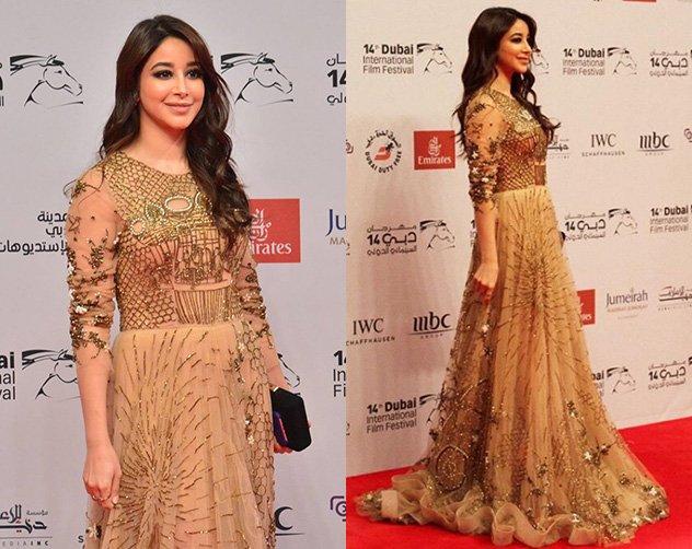56705eb866210 كلّ إطلالات النجمات في مهرجان دبي السينمائي للعام 2017