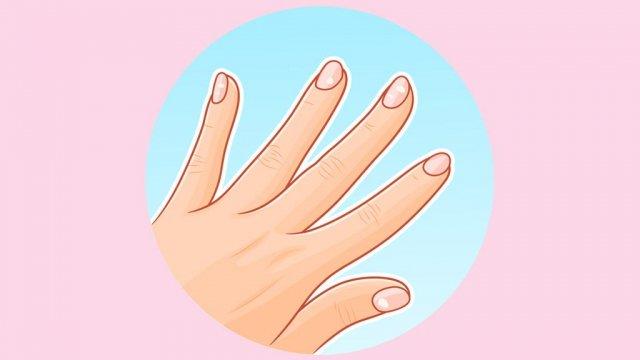 ما هي أسباب بياض الاظافر وكيف يمكن علاجها في المنزل