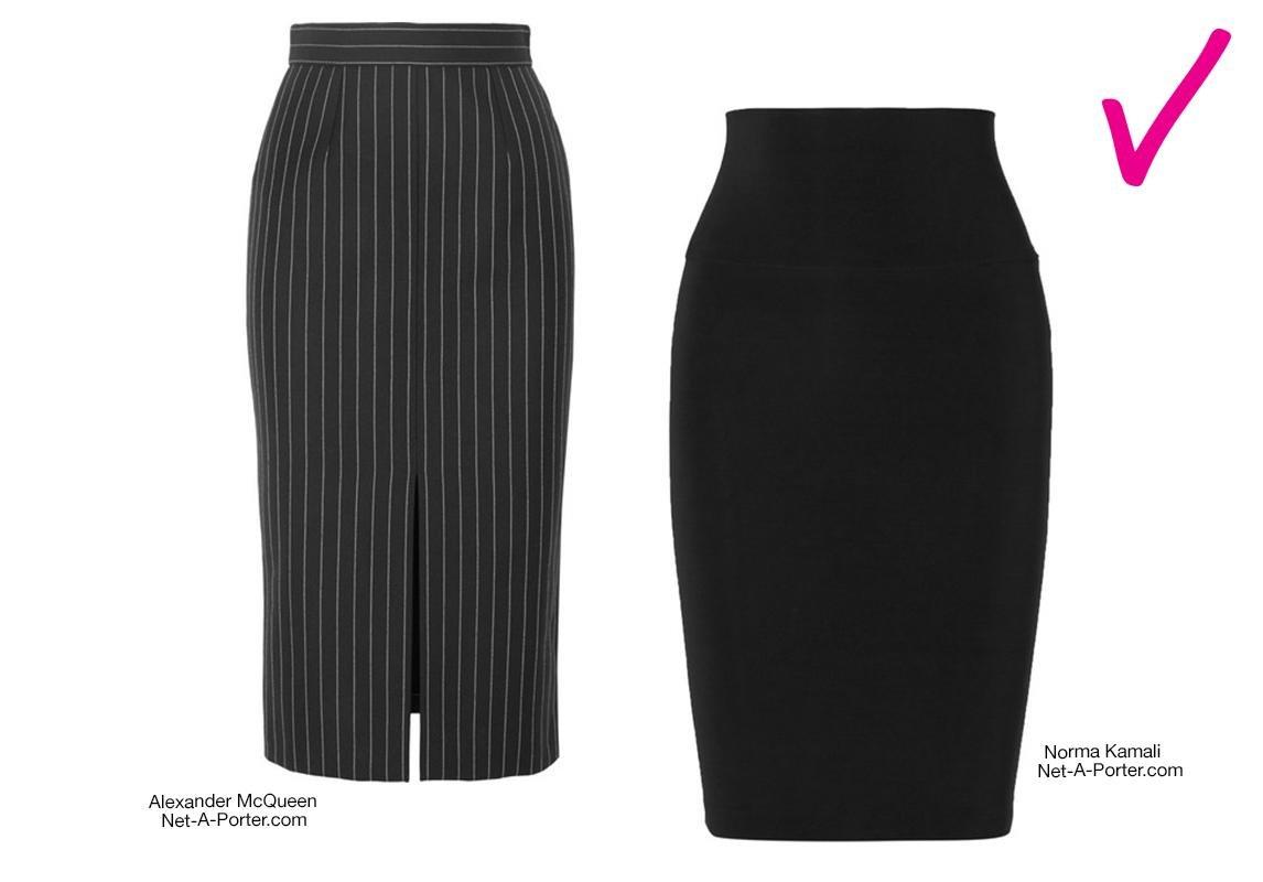 تنورة تنانير تصاميم رائجة norma kamali alexander mcqueen نورما كامالي اليكسندر مكوين