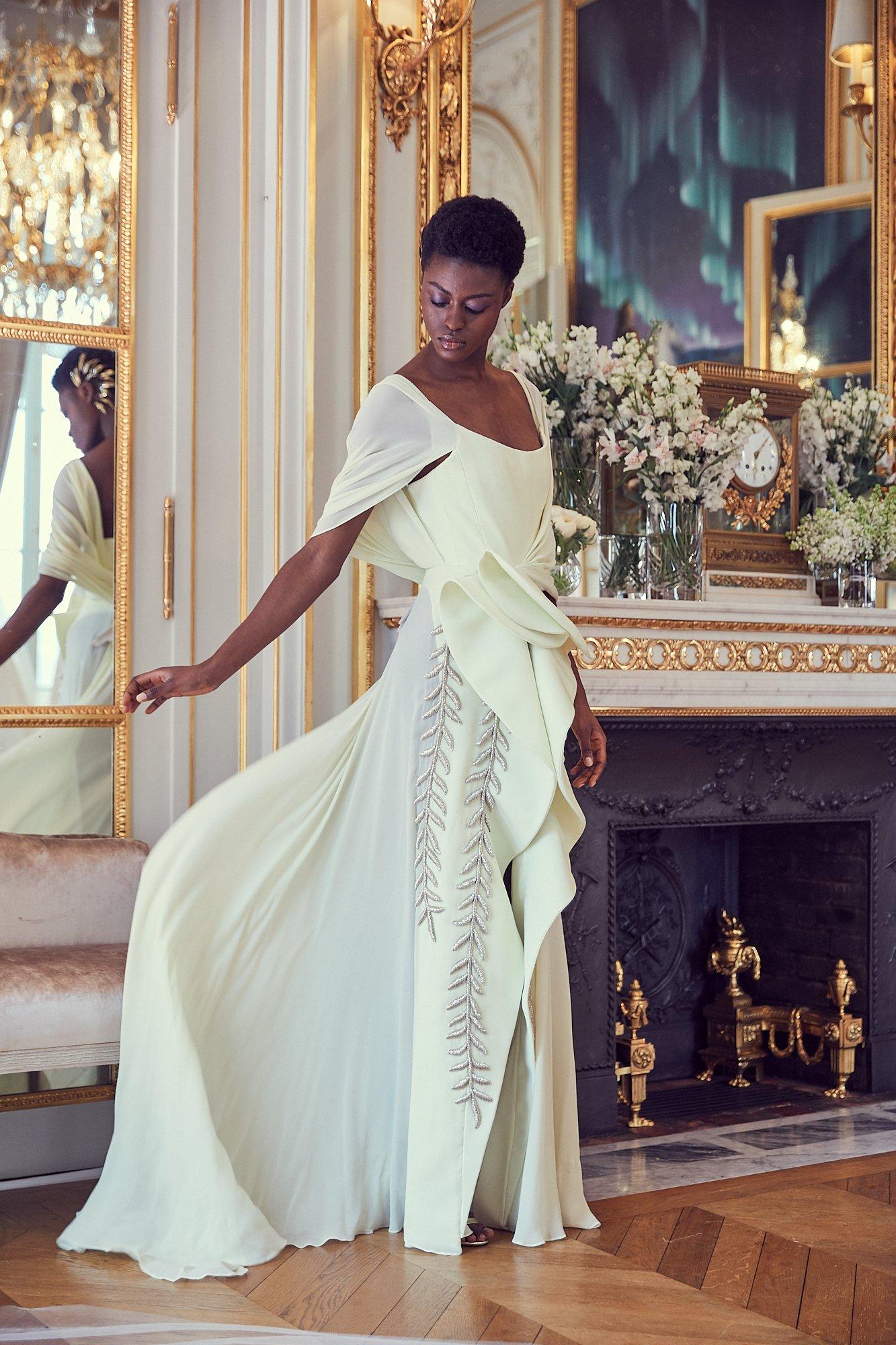 84c62f6d0 ... ِِAzzi and osta haute couture spring 2019 قزي واسطا مجموعات الخياطة  الراقية ربيع 2019 ...