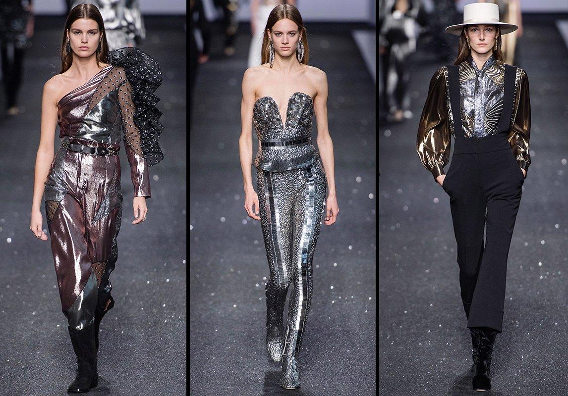c49f6b2a47803 ... مجموعة الازياء الجاهزة خريف 2019 اسبوع الموضة في ميلانو تصاميم منصة عرض  ألبيرتا فيريتي alberta ferretti