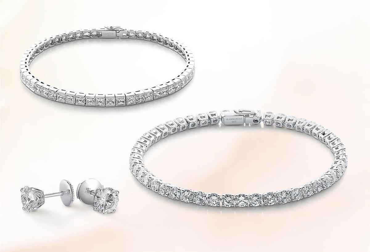 8198af3e9f20a مجموعة Soleil Radiant من Bouch عروسه مجوهرات داماس مجوهرات الكوهجي دبلة  كارتير