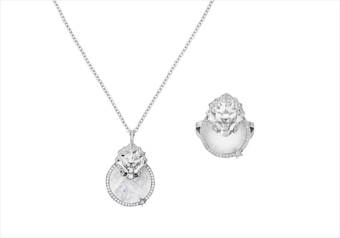 c34b0e03befe6 مجلة زهرة السوسن - Chanel تطلق قطع مجوهرات جديدة من مجموعة Sous Le ...