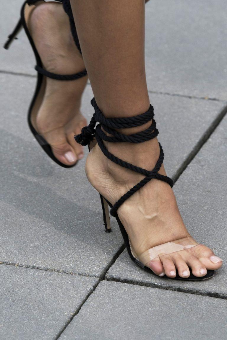 9abb33b1b MSGM shoes حذاء احذية رائجة ربيع 2019 plastic احذية بلاستيكية roland mouret  رولان موريه