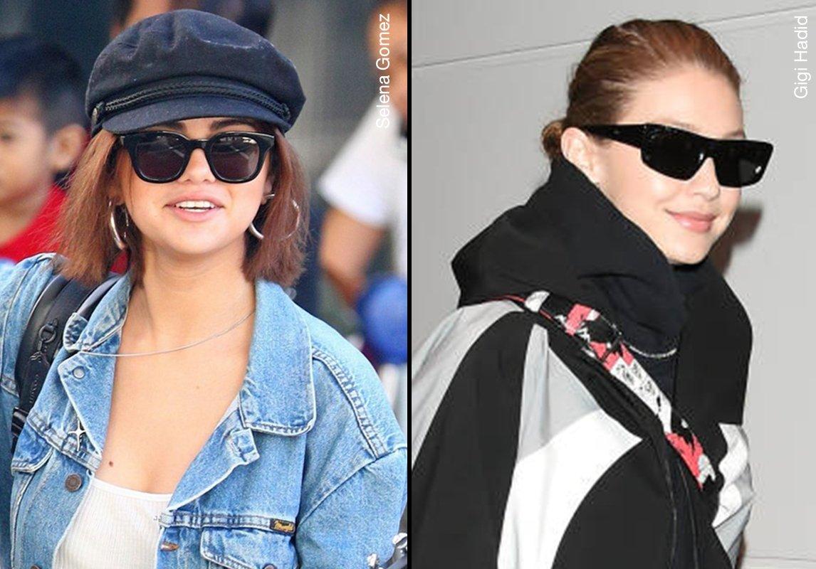 763b4b016 مجلة زهرة السوسن - موديلات نظارات شمسية تناسبكِ إن كنتِ صاحبة وجه مستدير