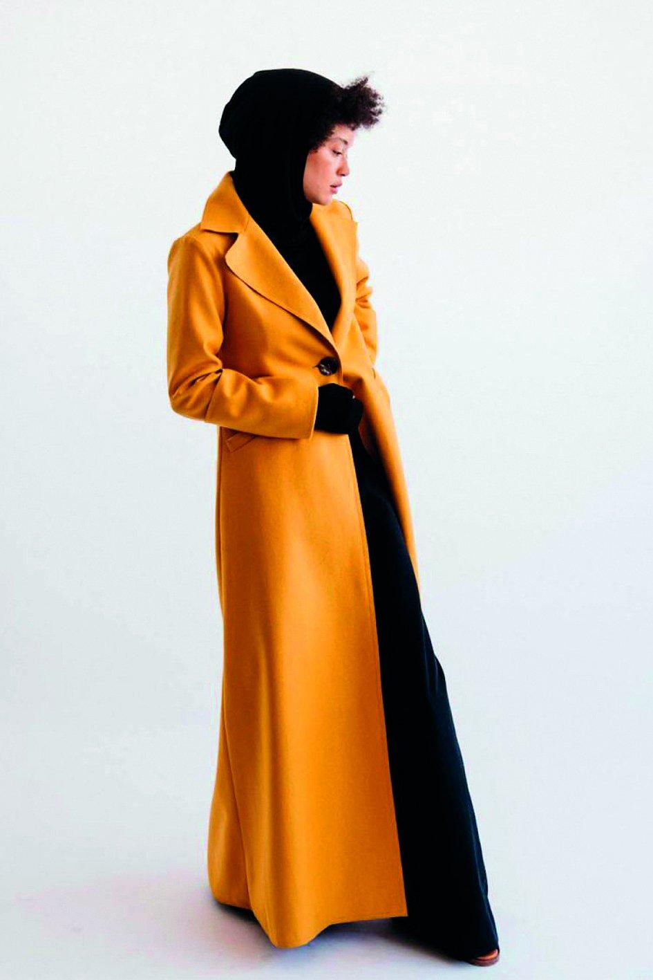 ce553e4c84d53 مجلة زهرة السوسن - 8 علامات تجارية صاعدة  تصاميم مبتكرة من الملابس ...