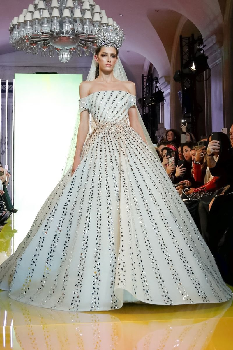 رامي قاضي paris fashion week couture rami kadi