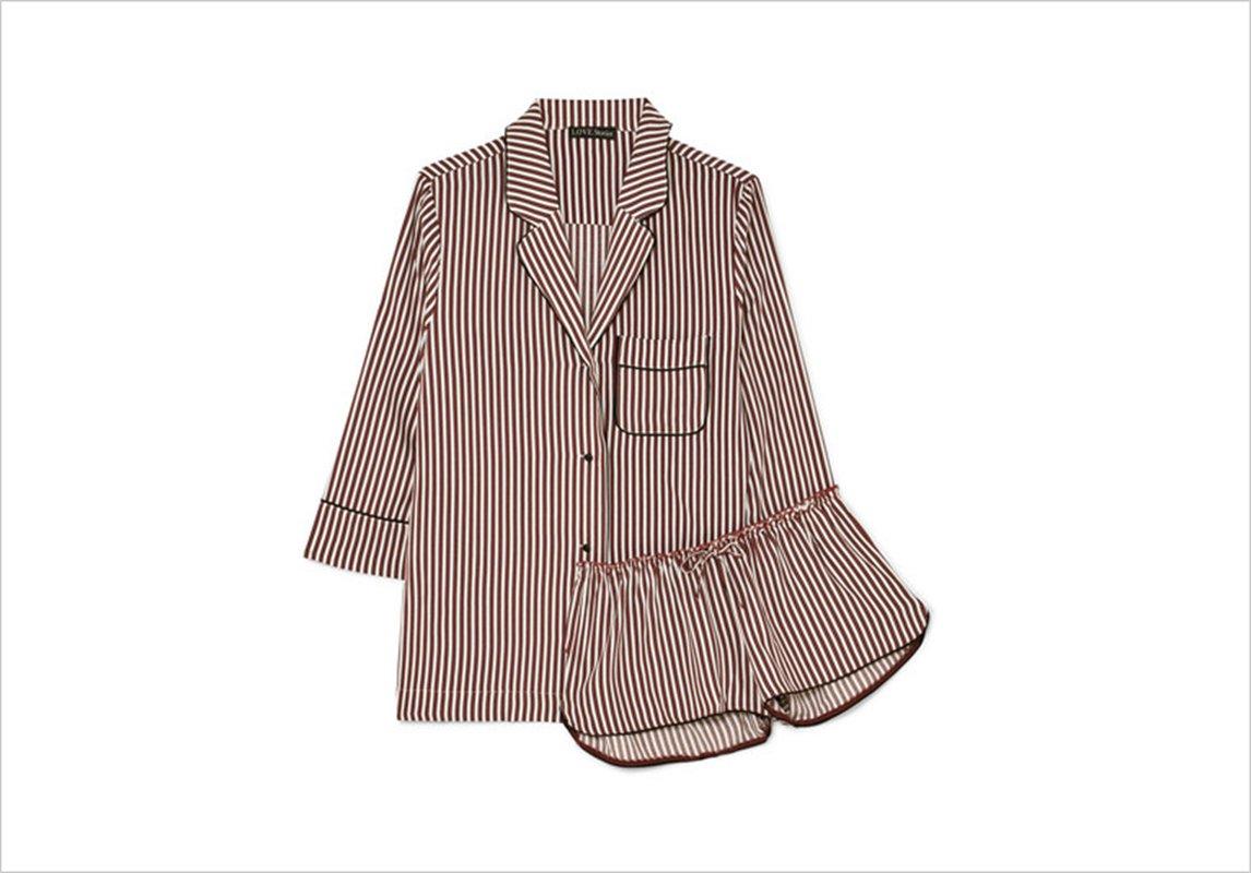 f32dfb9fb6d1e مجلة زهرة السوسن - ملابس نوم لفصل الخريف  أكثر من 20 موديل يلبّي ...