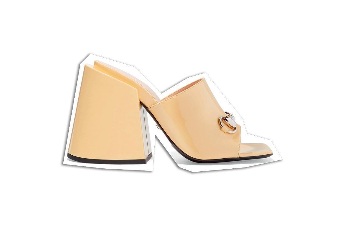 اخر صيحات الموضة ربيع 2019 حذاء تصاميم احذية صندل صنادل صيفية غوتشي  gucci