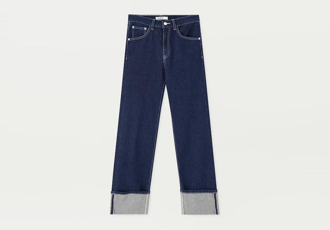 136b3f79d39bf مجلة زهرة السوسن - 10 موديلات جينز هاي ويست بسعر لا يتجاوز 50 دولار