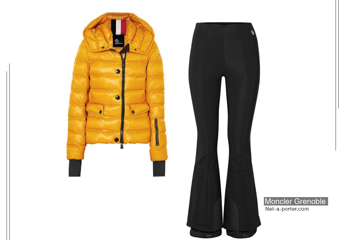 1303c7bfb10fe مجلة زهرة السوسن - ملابس وأكسسوارات خاصّة بالتزلّج... لتكون إطلالتكِ ...
