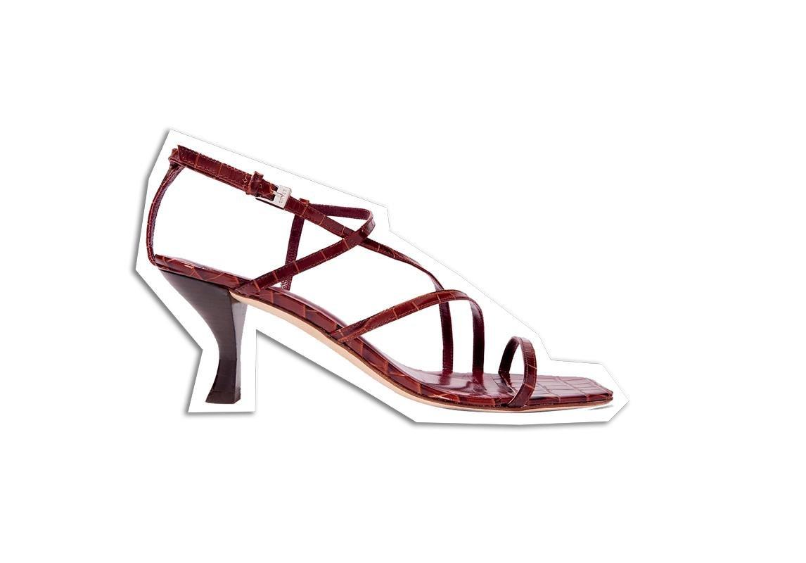 اخر صيحات الموضة ربيع 2019 حذاء تصاميم احذية صندل صنادل صيفية ستود  staud