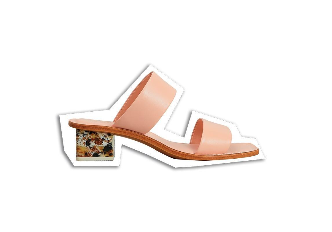 اخر صيحات الموضة ربيع 2019 حذاء تصاميم احذية صندل صنادل صيفية mercedes castillo  مرسيديس كاستيلو