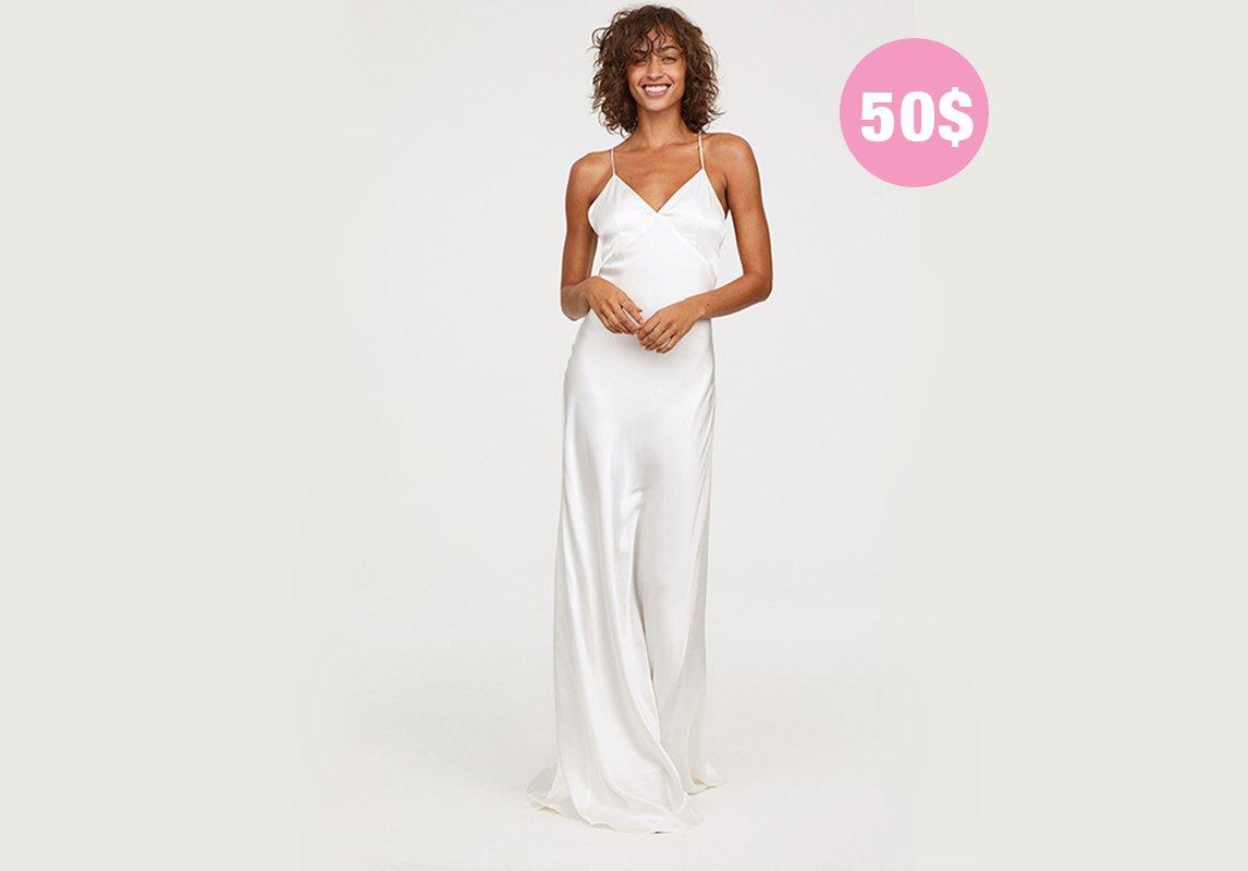 9e88a8372 مجلة زهرة السوسن - H&M تُطلق كبسولة فساتين زفاف لا يتجاوز سعرها ...