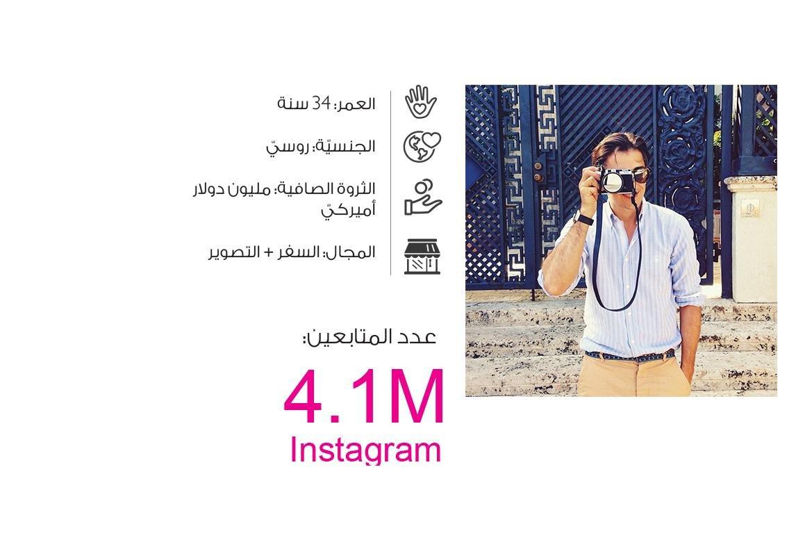 سوشيل ميديا مواقع تواصل اجتماعي انستقرام مراد عثمان