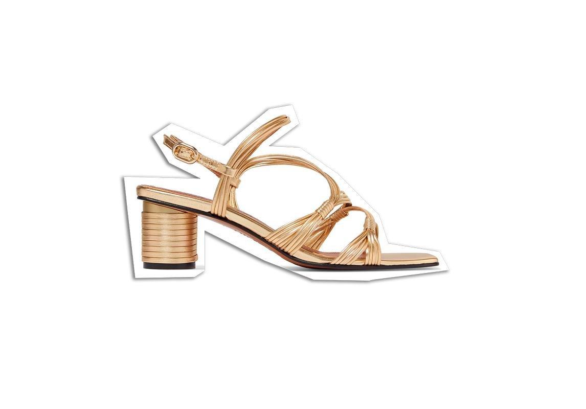 اخر صيحات الموضة ربيع 2019 حذاء تصاميم احذية صندل صنادل صيفية soulier martinez  سولييه مارتينيز