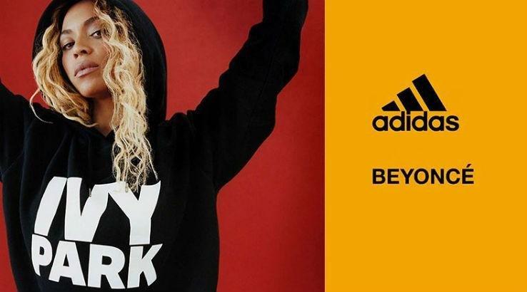 275a74a89 تعاونات ماركات عالمية بيونسيه أيفي بارك أديداس beyonce ivy park adidas ...