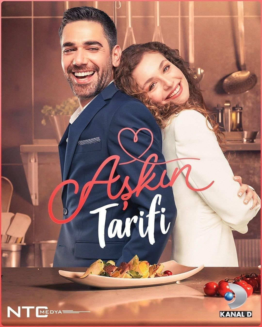 المسلسل التركي وصفة حب Askin Tarifi
