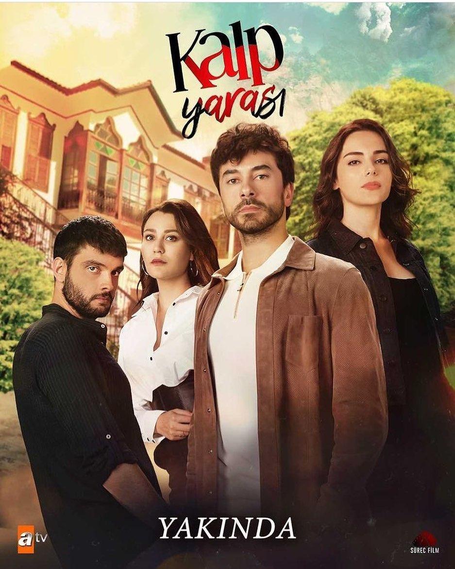 المسلسل التركي جرح القلب Kalp Yarasi