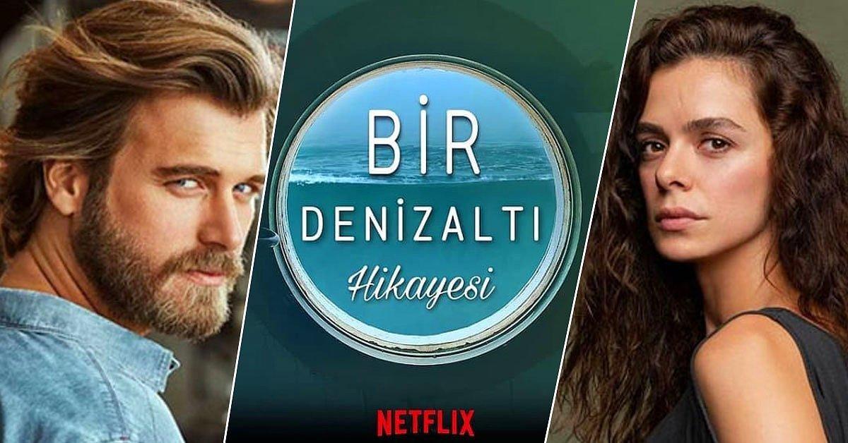 المسلسل التركي حكاية الغواصة Bir denizalti hikayesi